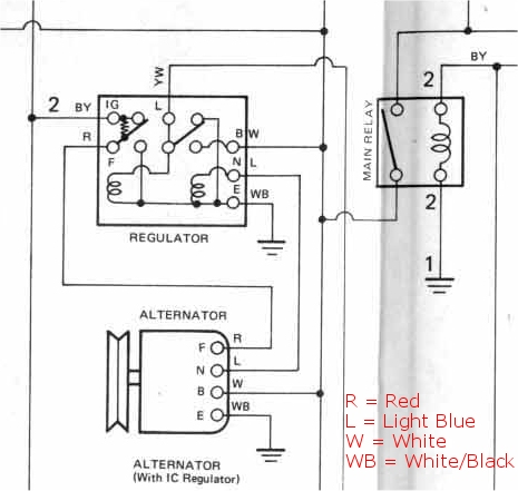 Corolla_Alternator_Wiring_Diagram_Externally_Regulated dodge dakota radio wiring diagram 1998 dodge 1500 wiring diagram 1992 dodge dakota alternator wiring diagram at bayanpartner.co