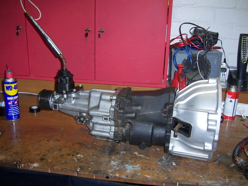 How Much To Rebuild A Transmission >> Tech:Engine/K Series/Gearboxes - Rollaclub